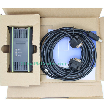 SIMATIC S7 PC ADAPTER USB 6ES7972-0CB20-0XA0 apoyo WIN7 840D CNC PPI/MPI/DP 6ES79720CB200XA0 USB/MPI S7-300 MPI cable
